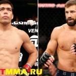 Лиото Мачида сразится с Люком Рокхолдом на UFC on FOX 15