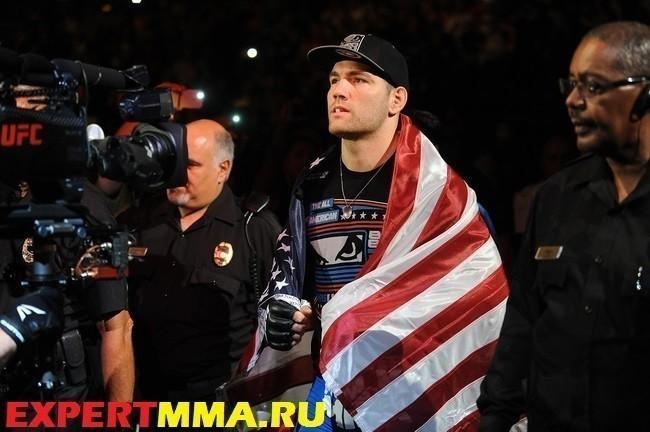 MMA: UFC 175-Weidman vs Machida