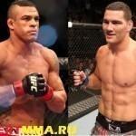 Крис Вайдман подерётся с Витором Белфортом на UFC 187