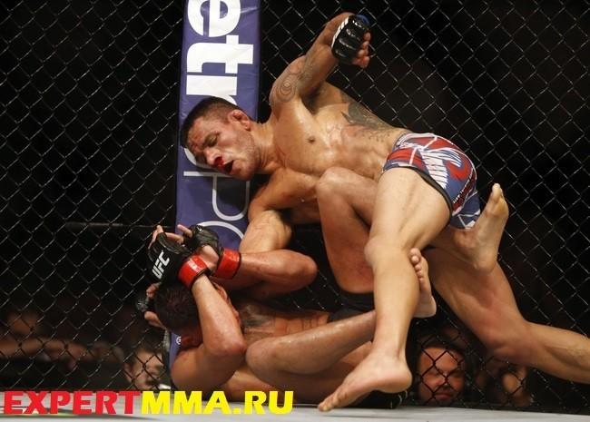 MMA: UFC 185-Pettis vs dos Anjos