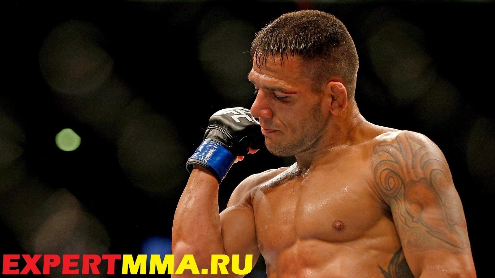 UFC on FOX Sports 1: Cerrone v dos Anjos