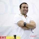 Камил Гаджиев: «Радует, что Владимир в бою может делать даже больше, чем на тренировке»