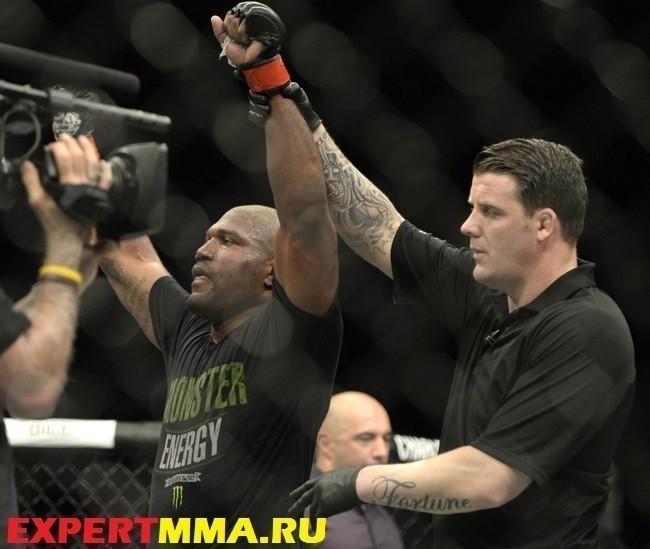 MMA: UFC 186-Jackson vs Maldonado
