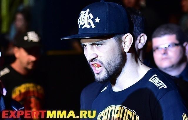 MMA: UFC Fight Night-Condit vs Alves
