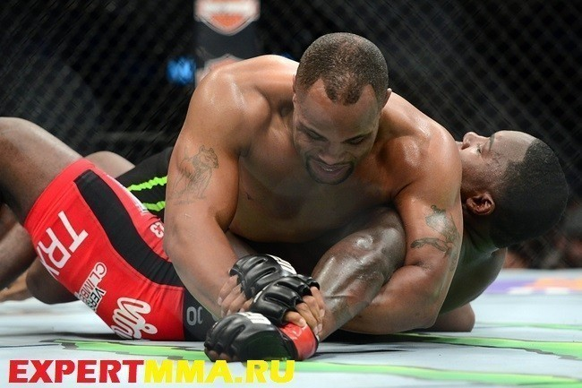 MMA: UFC 187-Johnson vs Cormier