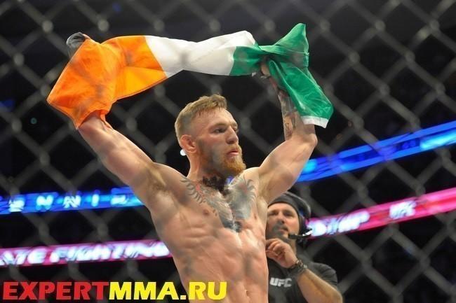 MMA: UFC Fight Night-McGregor vs Siver