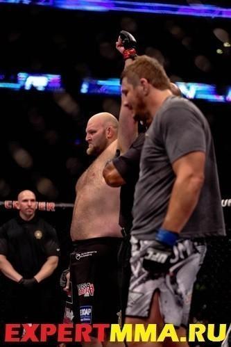 MMA: UFC Fight Night-Rothwell vs Mitrione