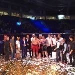 Результаты турнира FIGHT NIGHTS SOCHI