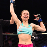"""Марина Мороз: """"Хочу завоевать сердца всех, кто любит UFC"""""""