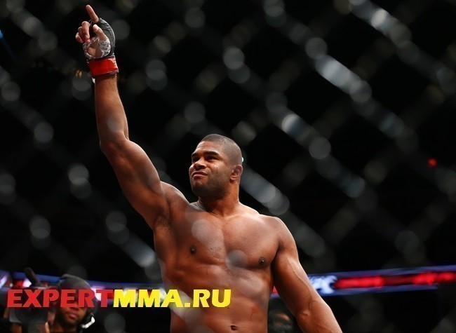 MMA: UFC Fight Night-Overeem vs Struve