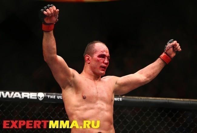 MMA: UFC Fight Night-dos Santos vs Miocic