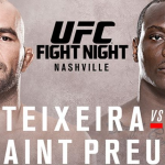 Результаты турнира UFC Fight Night 73: Тейшейра задушил Сент-Прю, Джонсон потерпел спорное поражение Дариушу
