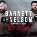 Церемония взвешивания UFC Fight Night 75