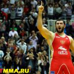 Билял Махов взял бронзу на ЧМ по греко-римской борьбе