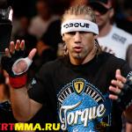 """Юрайя Фабер: """"Мы с Ти Джеем друзья, но UFC не позволит нам избежать поединка"""""""