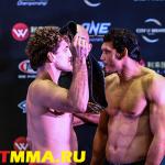 Луис Сантос не уложился в вес для титульного боя с Беном Аскреном