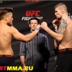 Видео боя UFC Fight Night 79: Джейк Кулиер vs. Донги Янг