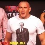 Алексей Олейник: Девяносто пять процентов всех лучших бойцов сейчас в UFC