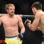 ВИДЕО БОЯ UFC 194: Гуннар Нельсон vs. Демиан Майя