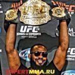 Джон Джонс готов подраться за титул UFC в тяжелом весе