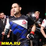 Фрэнки Эдгар встретится с UFC во вторник, чтобы обсудить свое будущее
