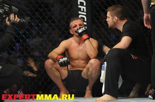 MMA: UFC Fight Night-Dillashaw vs Cruz