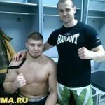 Владимир Величко: Смолдарев готов отработать с Волковым все пять раундов