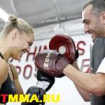 Тренер Ронды Роузи: Мы примем советы тренеров по боксу