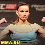 Марина Мороз против Кристины Станчу на UFC Fight Night 86