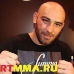 Гасан Умалатов уволен из UFC