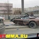 Lamborgini Адама Яндиева попала в ДТП, погиб один человек