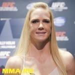 Холли Холм: «Вполне возможно, что UFC придерживают меня для реванша с Роузи»