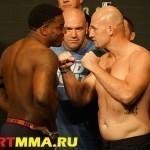ВИДЕО БОЯ UFC 197: Коди Ист vs. Уолт Харрис