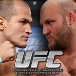Прямая трансляция UFC Fight Night: Rothwell vs. dos Santos