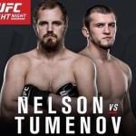 Альберт Туменов против Гуннара Нельсона: расклад перед боем