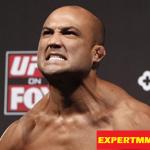 Би Джей Пенн прокомментировал свое исключение из карда UFC 199