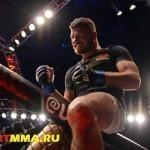 UFC 199 – Майкл Биспинг вырубил Люка Рокхолда и стал чемпионом