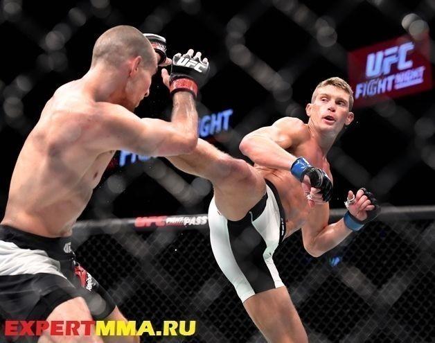 MMA: UFC Fight Night-MacDonald vs Thompson