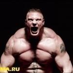 Брок Леснар будет представлять Канаду на UFC 200