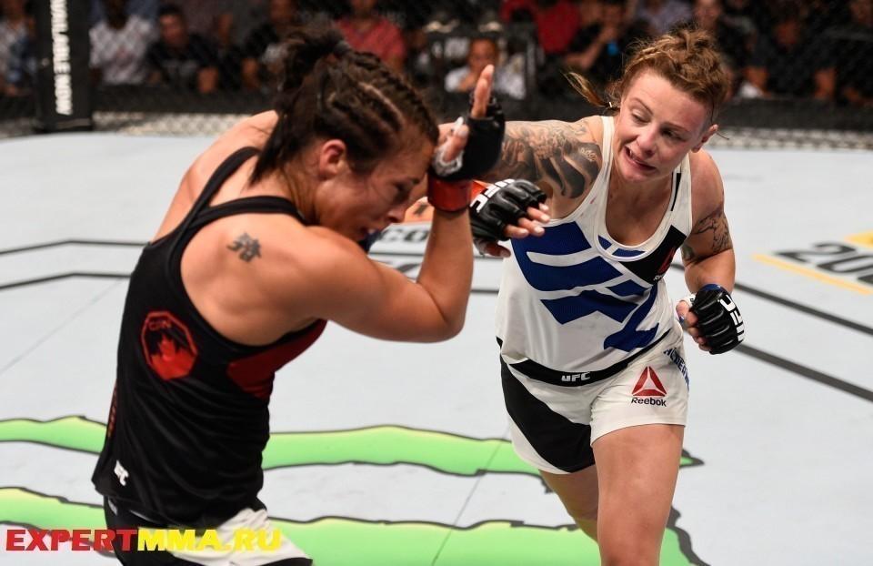 UFC Fight Night: Letourneau v Calderwood