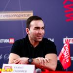 Камил Гаджиев: «До конца 2016 года FIGHT NIGHTS GLOBAL проведет 8 ивентов, даты трех из которых уже определены»
