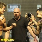 ВИДЕО БОЯ UFC 200: Сэйдж Норткатт vs. Энрике Марин (Sage Northcutt vs. Enrique Marin VIDEO UFC 200)