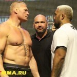 ВИДЕО БОЯ UFC 200: Брок Леснар vs. Марк Хант (Brock Lesnar vs. Mark Hunt VIDEO UFC 200)