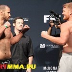 ВИДЕО БОЯ UFC Fight Night 91: Эрик Спайсли vs. Сэм Алви