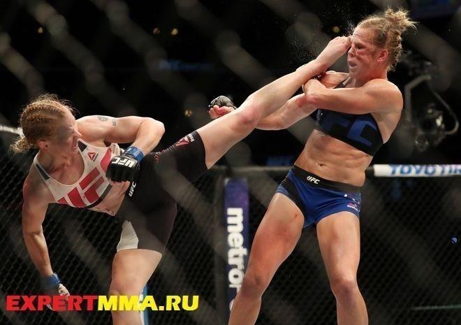 MMA: UFC Fight Night-Holm vs Shevchenko