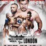 ВИДЕО БОЯ Bellator 158: Мэтт Митрион vs. Оли Томпсон