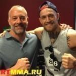 Конор Макгрегор кратко высказался по поводу продажи UFC