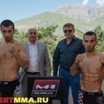 ВИДЕО БОЯ M-1 Challenge 69: Антун Рачич vs. Муса Кизиханов