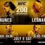 UFC 200: Зарплаты всех участников турнира