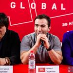 Камил Гаджиев: «В Дагестане FIGHT NIGHTS GLOBAL будет проводить минимум 2 турнира в год»